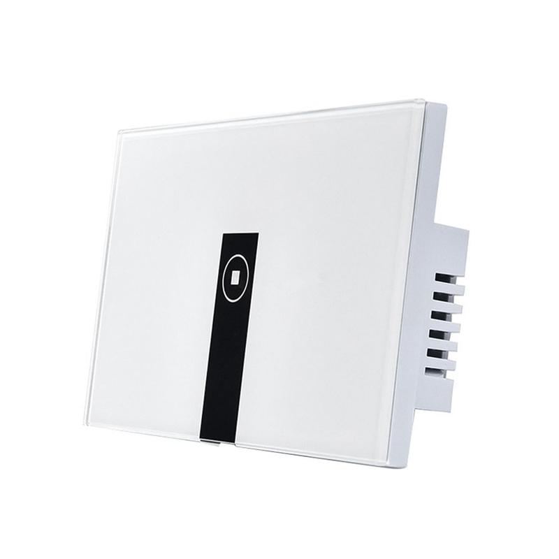 fuer alexa wifi clever lichtschalter in der wand kabellos ein aus wandsc g0g4 ebay. Black Bedroom Furniture Sets. Home Design Ideas