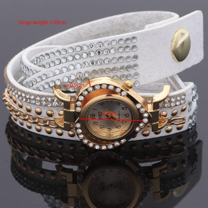 2X-CCQ-Montre-complete-de-marque-de-luxe-de-mode-Montres-a-quartz-tressee-dQ4A7 miniature 27