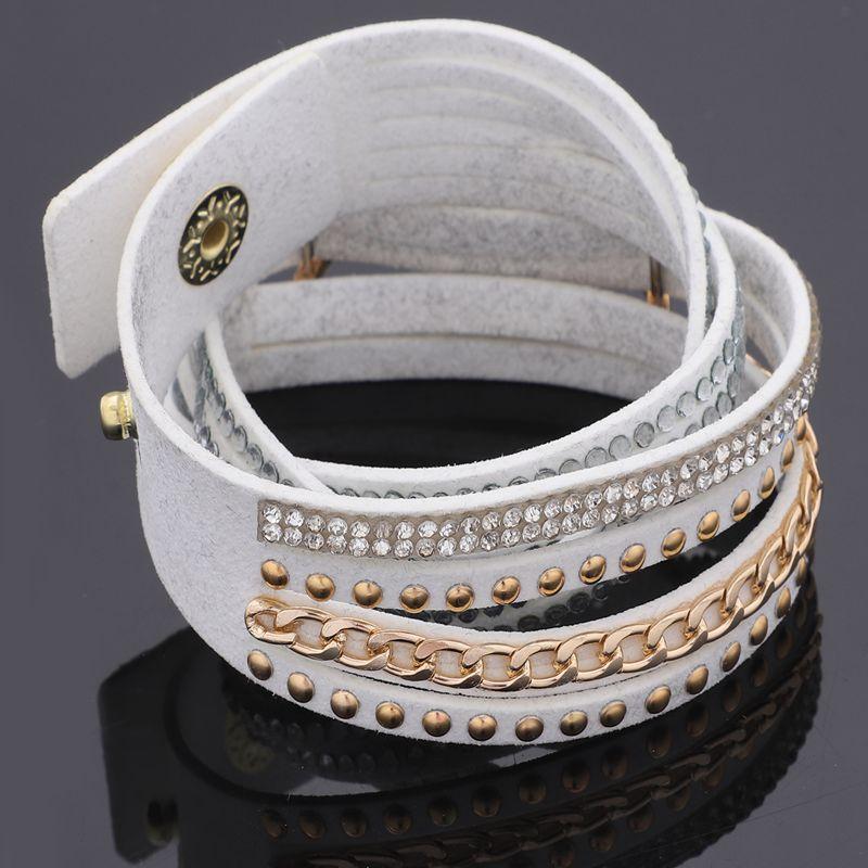 2X-CCQ-Montre-complete-de-marque-de-luxe-de-mode-Montres-a-quartz-tressee-dQ4A7 miniature 29