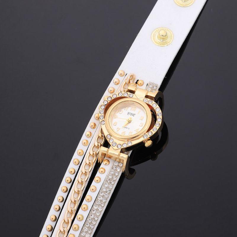 2X-CCQ-Montre-complete-de-marque-de-luxe-de-mode-Montres-a-quartz-tressee-dQ4A7 miniature 32