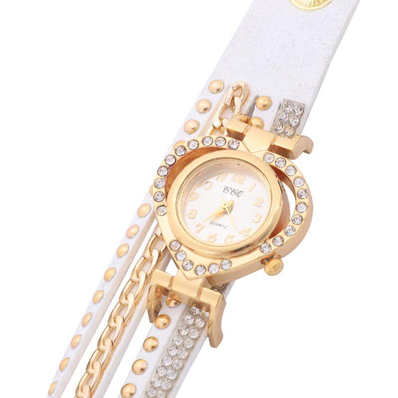 2X-CCQ-Montre-complete-de-marque-de-luxe-de-mode-Montres-a-quartz-tressee-dQ4A7 miniature 33