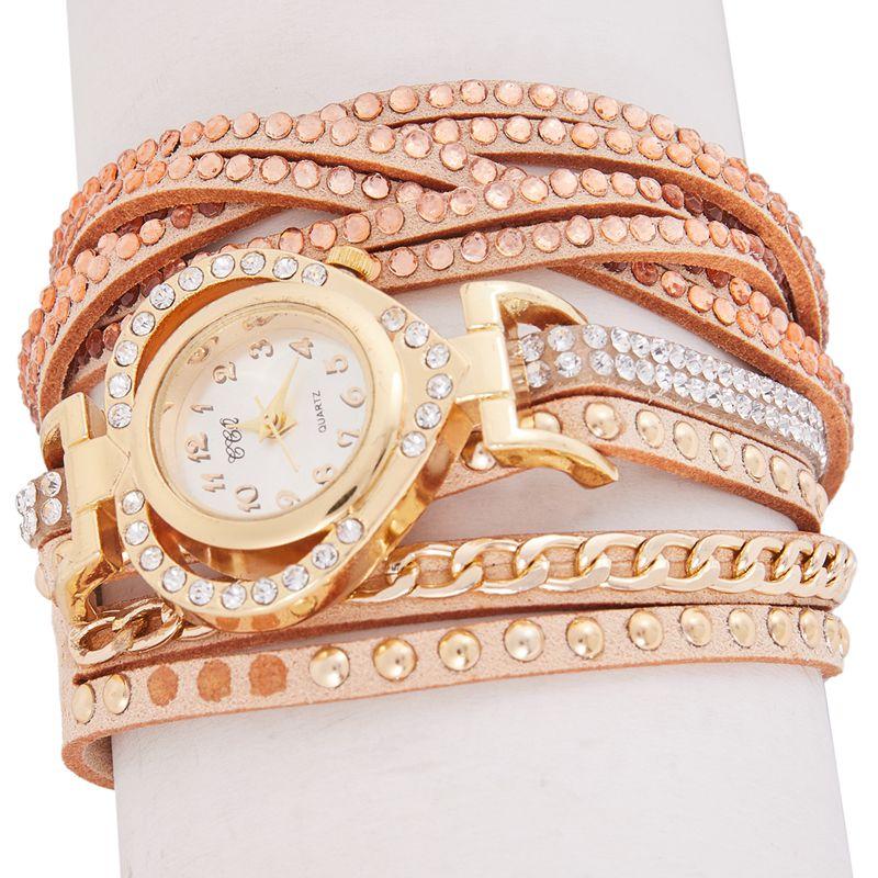 2X-CCQ-Montre-complete-de-marque-de-luxe-de-mode-Montres-a-quartz-tressee-dQ4A7 miniature 23