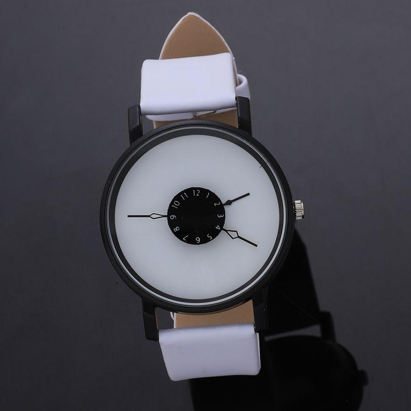 Vansvar-Quarz-Armbanduhren-Uhr-Frauen-Mode-Luxus-Kreativ-Uhren-Leder-O5T8 Indexbild 5