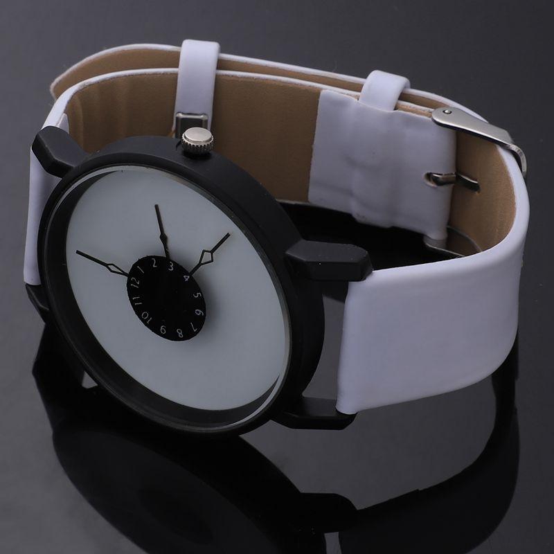 Vansvar-Quarz-Armbanduhren-Uhr-Frauen-Mode-Luxus-Kreativ-Uhren-Leder-O5T8 Indexbild 6