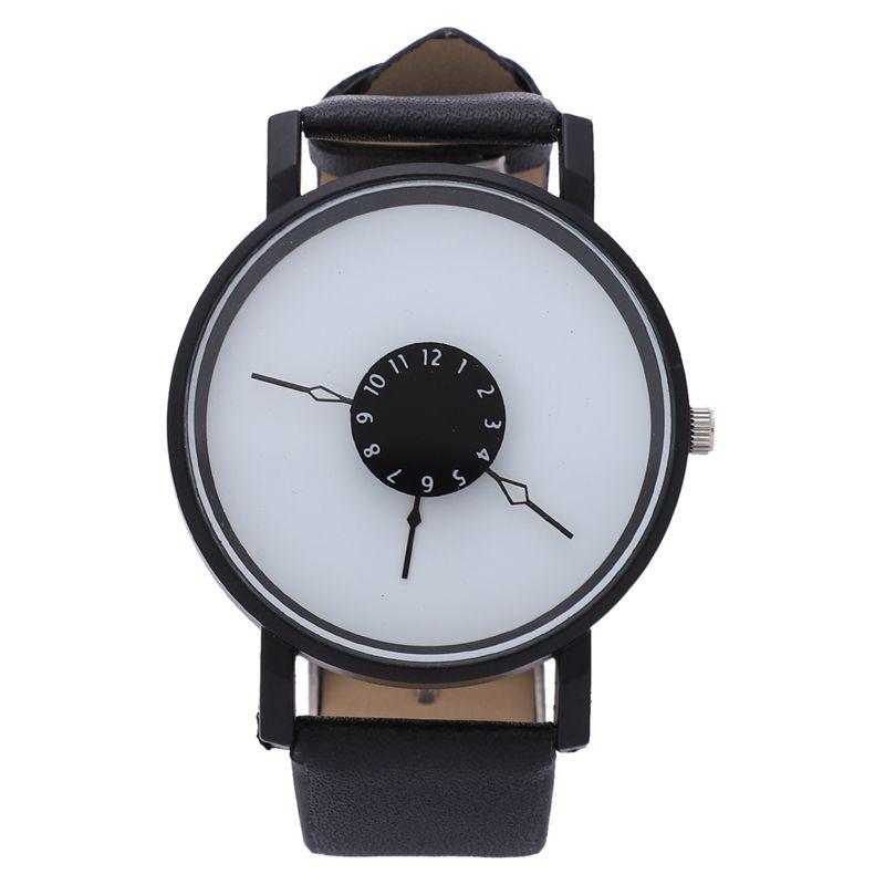 Vansvar-Quarz-Armbanduhren-Uhr-Frauen-Mode-Luxus-Kreativ-Uhren-Leder-O5T8 Indexbild 12