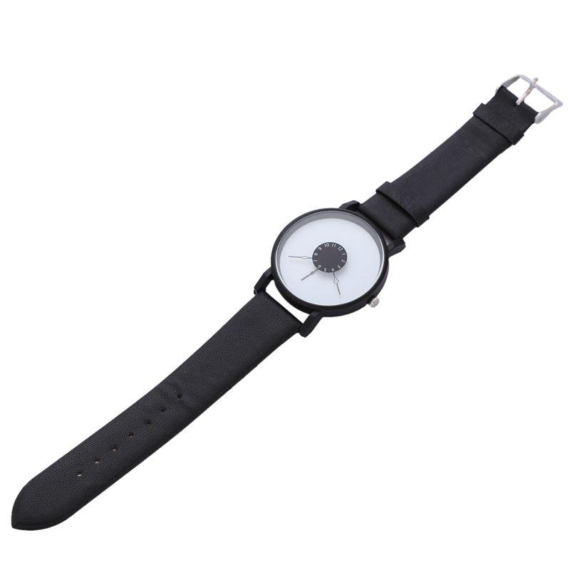 Vansvar-Quarz-Armbanduhren-Uhr-Frauen-Mode-Luxus-Kreativ-Uhren-Leder-O5T8 Indexbild 16