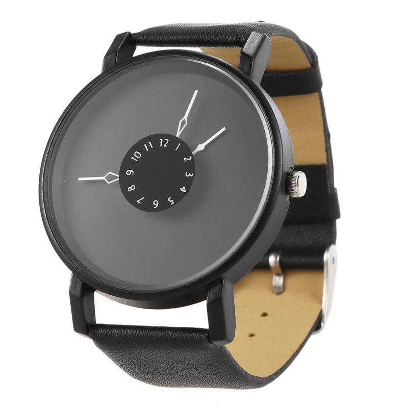 Vansvar-Quarz-Armbanduhren-Uhr-Frauen-Mode-Luxus-Kreativ-Uhren-Leder-O5T8 Indexbild 19