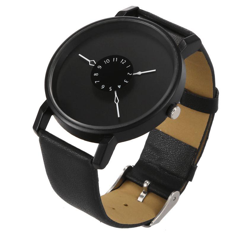 Vansvar-Quarz-Armbanduhren-Uhr-Frauen-Mode-Luxus-Kreativ-Uhren-Leder-O5T8 Indexbild 20