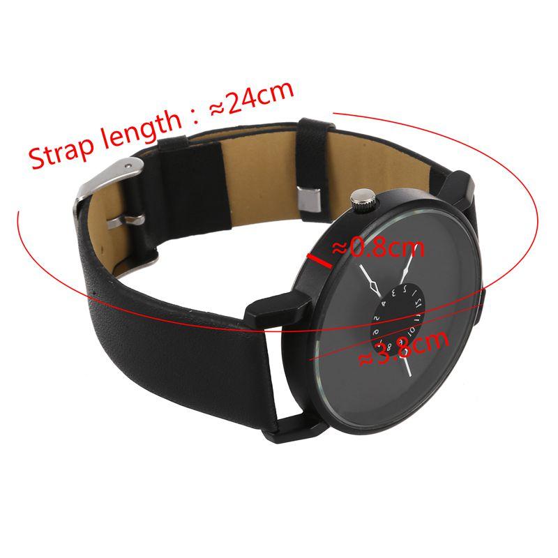 Vansvar-Quarz-Armbanduhren-Uhr-Frauen-Mode-Luxus-Kreativ-Uhren-Leder-O5T8 Indexbild 21