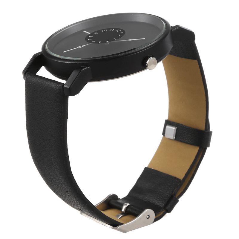 Vansvar-Quarz-Armbanduhren-Uhr-Frauen-Mode-Luxus-Kreativ-Uhren-Leder-O5T8 Indexbild 24