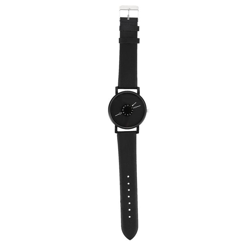 Vansvar-Quarz-Armbanduhren-Uhr-Frauen-Mode-Luxus-Kreativ-Uhren-Leder-O5T8 Indexbild 25