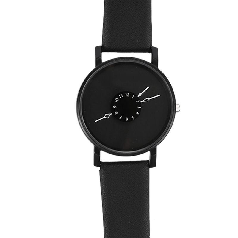 Vansvar-Quarz-Armbanduhren-Uhr-Frauen-Mode-Luxus-Kreativ-Uhren-Leder-O5T8 Indexbild 26