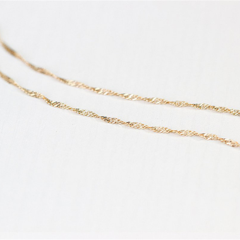 Indexbild 8 - 1X(Halskette Ohrringe Diamant Wassertropfen Elegante Damen Schmuck Set KrisA8E7)