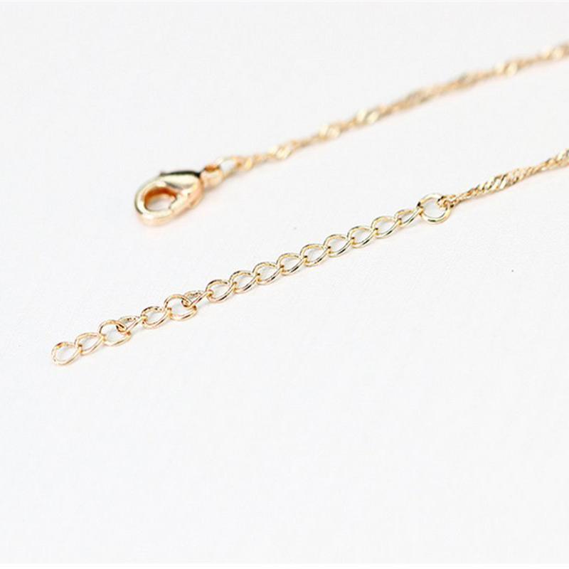 Indexbild 16 - 1X(Halskette Ohrringe Diamant Wassertropfen Elegante Damen Schmuck Set KrisA8E7)