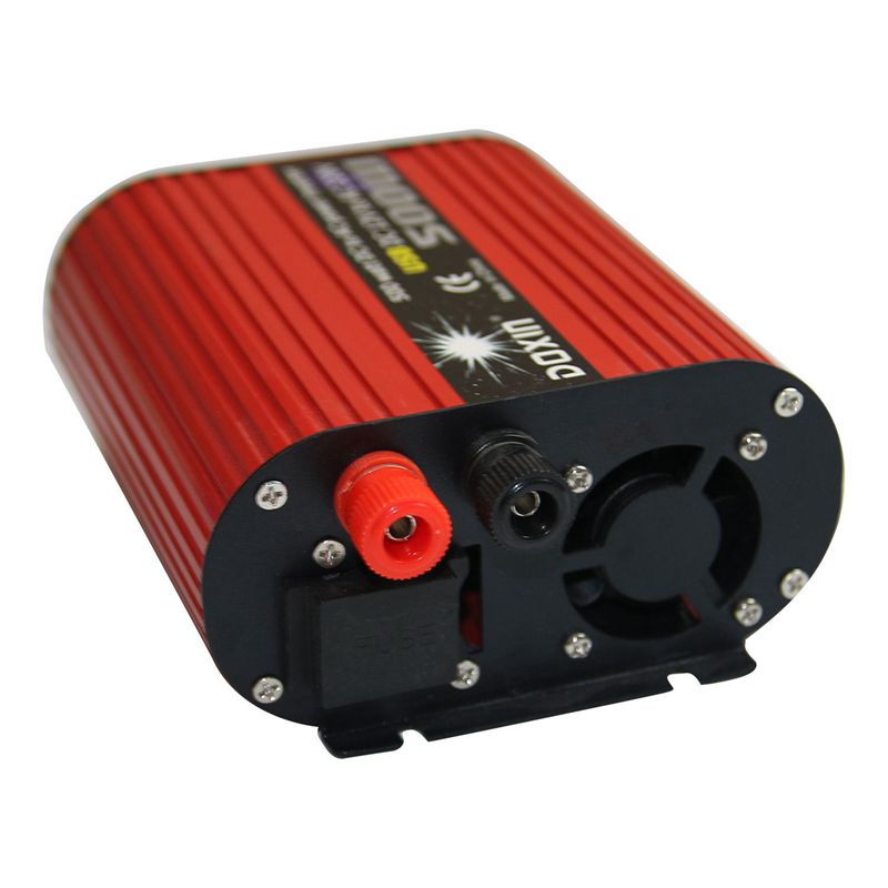 1X-DOXIN-Power-Inverter-500W-DC-12V-to-110V-AC-Converter-with-4-2A-Dual-USB-F7U9 thumbnail 3