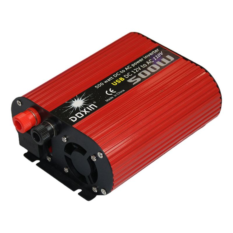 1X-DOXIN-Power-Inverter-500W-DC-12V-to-110V-AC-Converter-with-4-2A-Dual-USB-F7U9