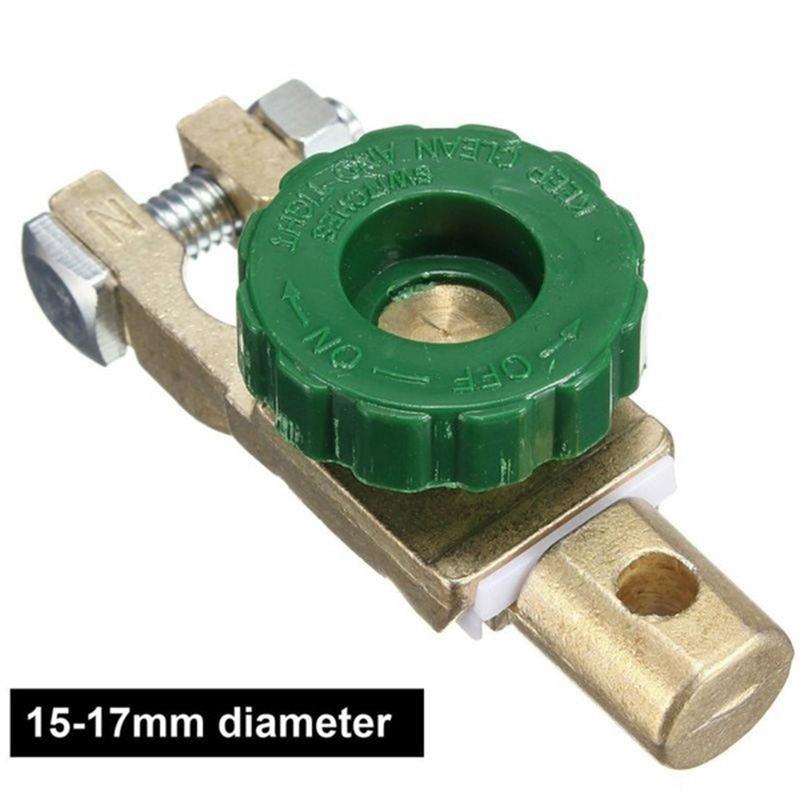 Interrupteur-de-batterie-6V-24V-125-Amp-Interrupteur-de-deconnexion-rapide-de-9T miniature 4