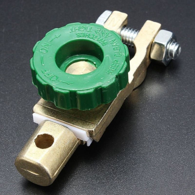Interrupteur-de-batterie-6V-24V-125-Amp-Interrupteur-de-deconnexion-rapide-de-9T miniature 5