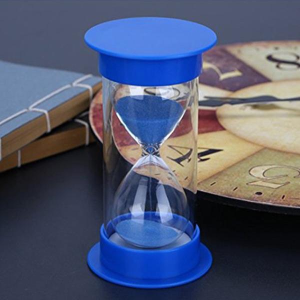 3-minutos-Reloj-de-arena-de-vidrio-Temporizador-de-arena-Decor-de-casa-Amor-d-H9