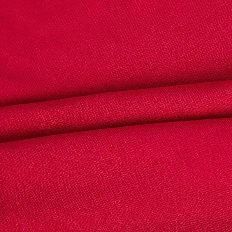 Housse-de-Chaise-de-Salle-a-Manger-Couverture-Couleur-Unie-Spandex-Z6U5 miniature 26