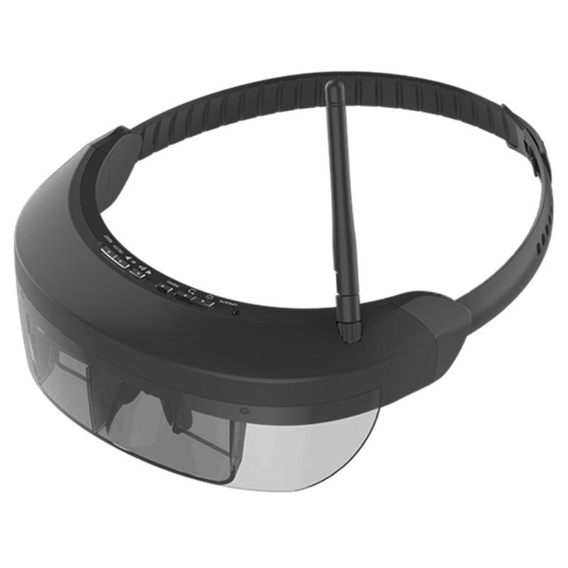 1X(Lunettes 1X(Lunettes 1X(Lunettes FPV sans fil 3D Lunettes de video Vision-730S avec 5.8G 40CH 98 H7D3  suministro de productos de calidad