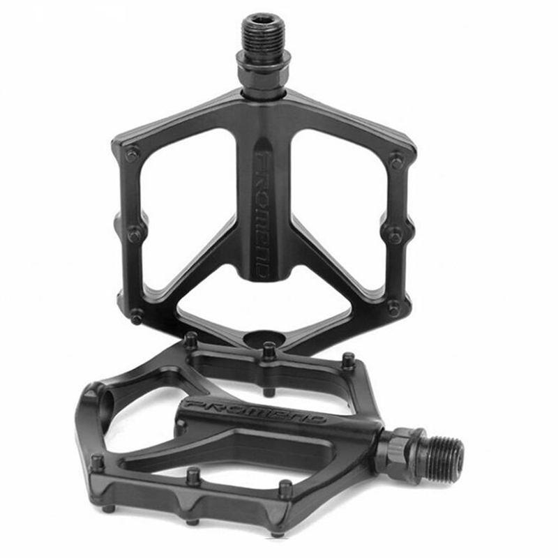 10X(PROMEND Mountain Bike Pedal Lightweight Aluminium Alloy Bearing Pedals H1W6)