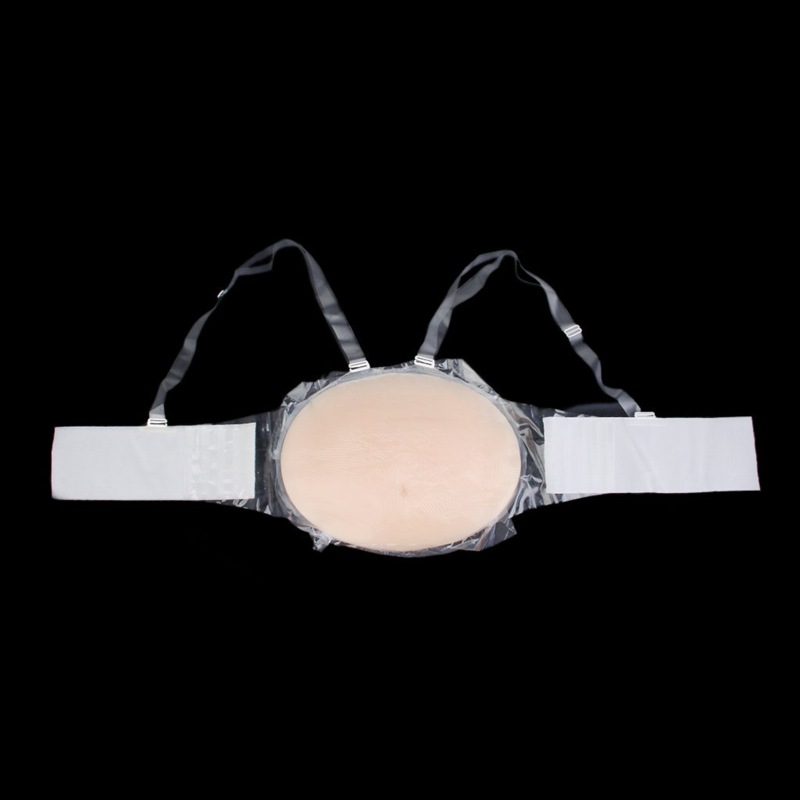 Silicone-belly-of-pregnant-woman-for-costume-B4V6 thumbnail 3