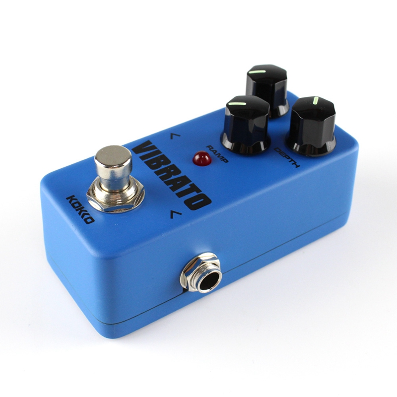 Electric Bass Guitar Effects Pedal : 5x kokko fvb2 mini vibrato effects electric bass guitar pedal for guitarra l5r1 ebay ~ Vivirlamusica.com Haus und Dekorationen