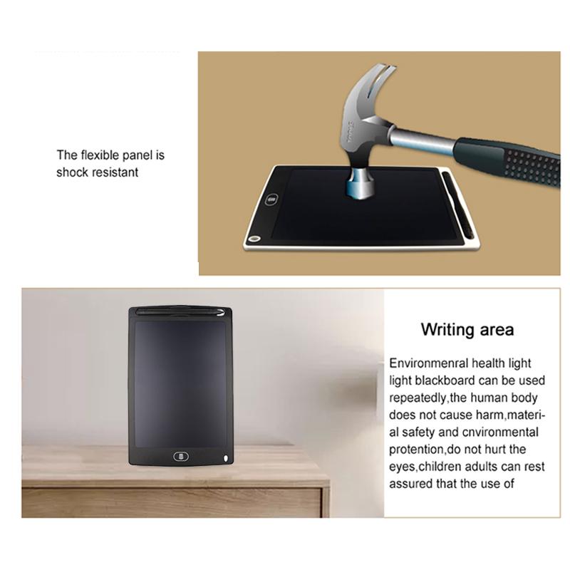 2X-A8-5-pouce-Panneau-d-039-ecriture-LCD-Tablette-d-039-ecriture-LCD-sans-papier-De-J6A9 miniature 6