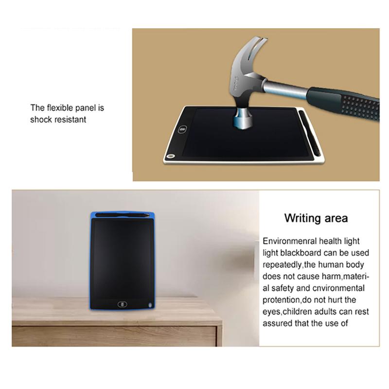 2X-A8-5-pouce-Panneau-d-039-ecriture-LCD-Tablette-d-039-ecriture-LCD-sans-papier-De-J6A9 miniature 13