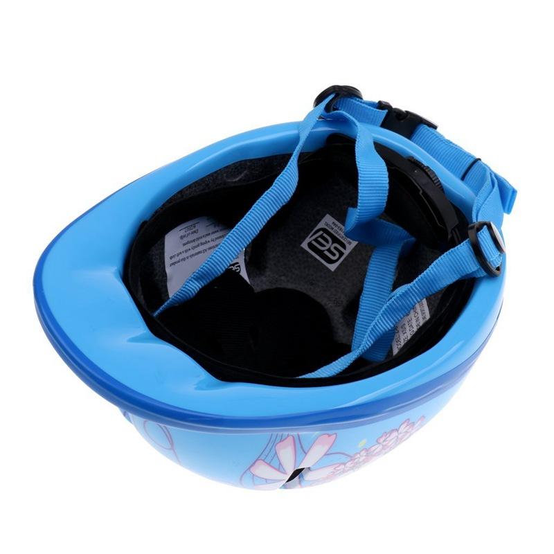 Kinder-Kinder-Einstellbare-Reit-Hut-Helm-Kopf-Schutzausruestung-C2C4 thumbnail 6