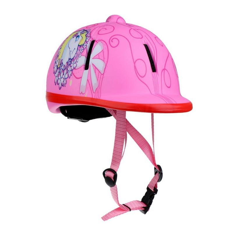 Kinder-Kinder-Einstellbare-Reit-Hut-Helm-Kopf-Schutzausruestung-C2C4 thumbnail 11