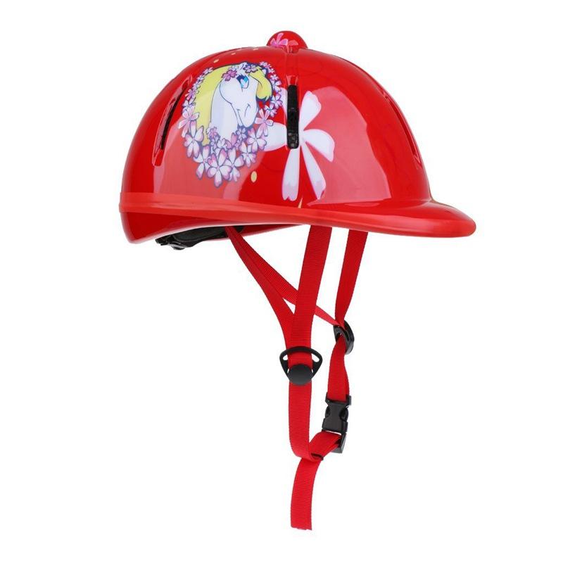 Kinder-Kinder-Einstellbare-Reit-Hut-Helm-Kopf-Schutzausruestung-C2C4 thumbnail 19