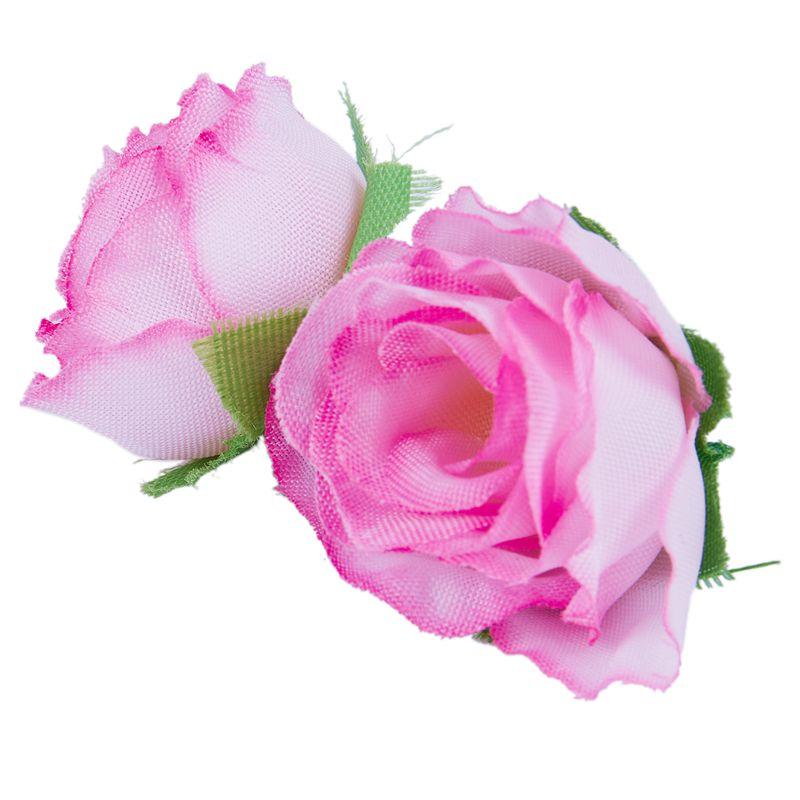 50 stk 3cm kuenstliche seide rosen koepfe hochzeit blumendekoration rose m3j1 ebay. Black Bedroom Furniture Sets. Home Design Ideas