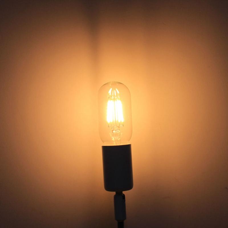 1X-E27-T45-Ampoule-retro-Edison-Lampe-a-filament-de-style-retro-industriel-X3G7 miniature 7