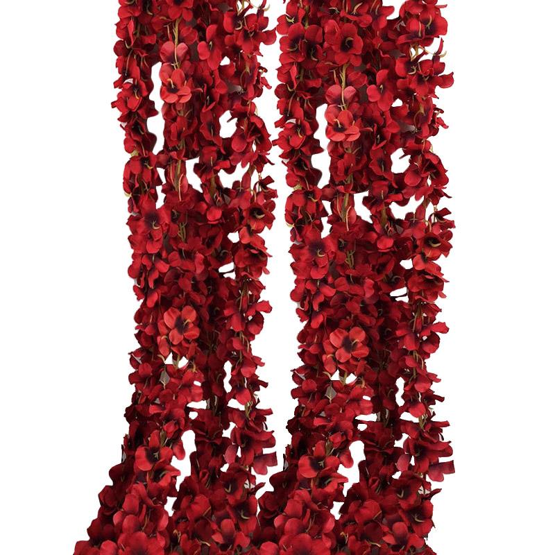 2M-Home-Fashion-Kuenstliche-Hortensie-Party-Romantisch-Hochzeits-dekorative-A2Z2 Indexbild 3
