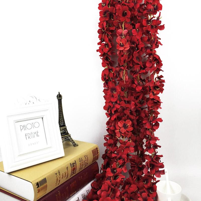 2M-Home-Fashion-Kuenstliche-Hortensie-Party-Romantisch-Hochzeits-dekorative-A2Z2 Indexbild 4