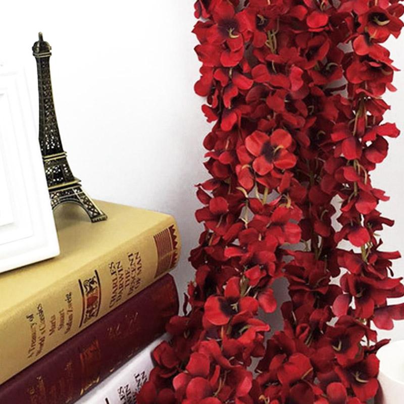 2M-Home-Fashion-Kuenstliche-Hortensie-Party-Romantisch-Hochzeits-dekorative-A2Z2 Indexbild 5