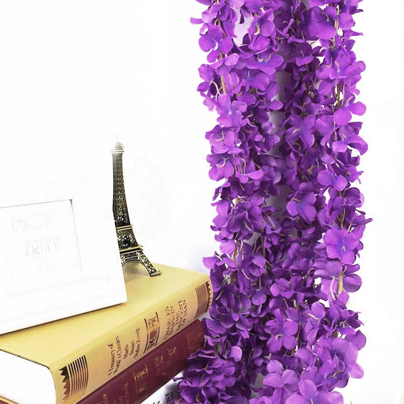 2M-Home-Fashion-Kuenstliche-Hortensie-Party-Romantisch-Hochzeits-dekorative-A2Z2 Indexbild 11