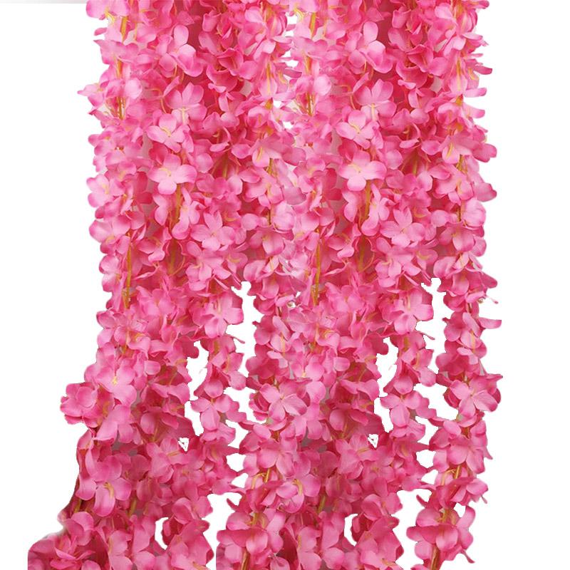 2M-Home-Fashion-Kuenstliche-Hortensie-Party-Romantisch-Hochzeits-dekorative-A2Z2 Indexbild 22