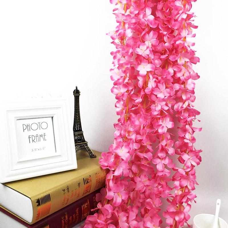 2M-Home-Fashion-Kuenstliche-Hortensie-Party-Romantisch-Hochzeits-dekorative-A2Z2 Indexbild 23