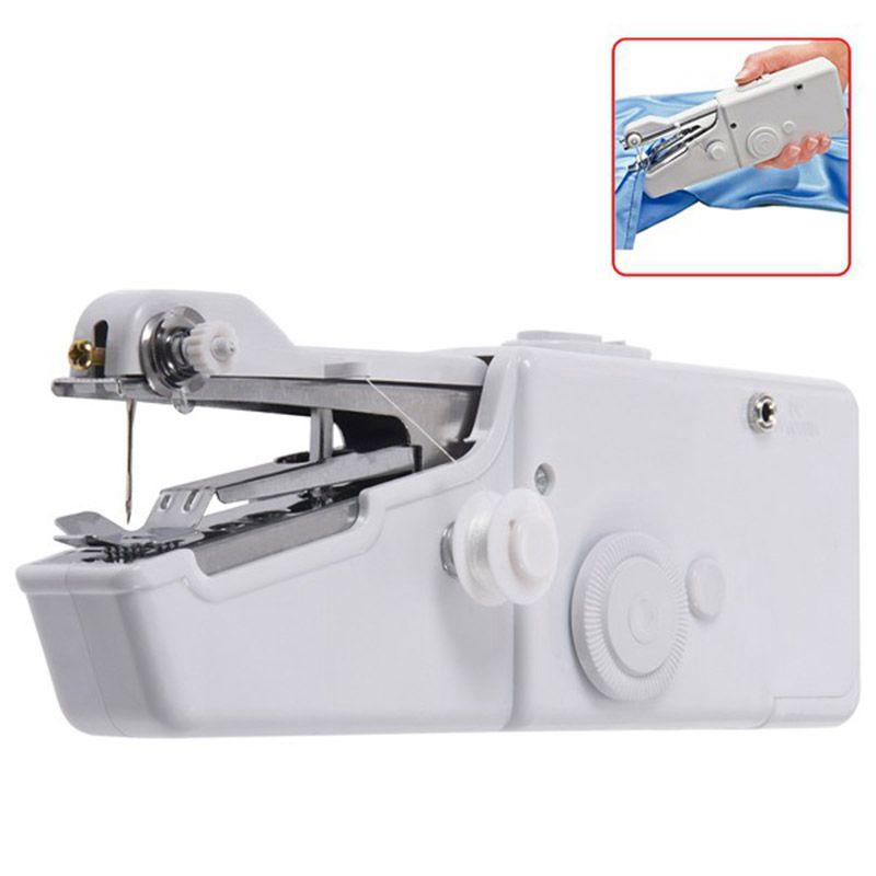 20X(Maquina de coser electrica casera portatil del viaje portatil del mini  7V3)