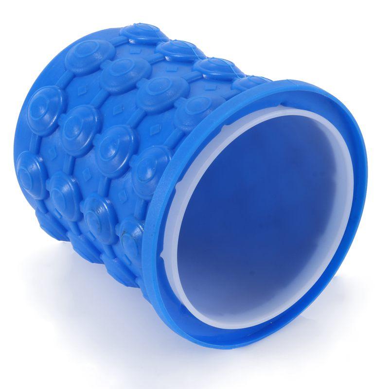 1X-Silicone-seau-a-glace-glace-glacee-genie-glace-gel-de-silice-baril-machi-M9G1 miniature 3