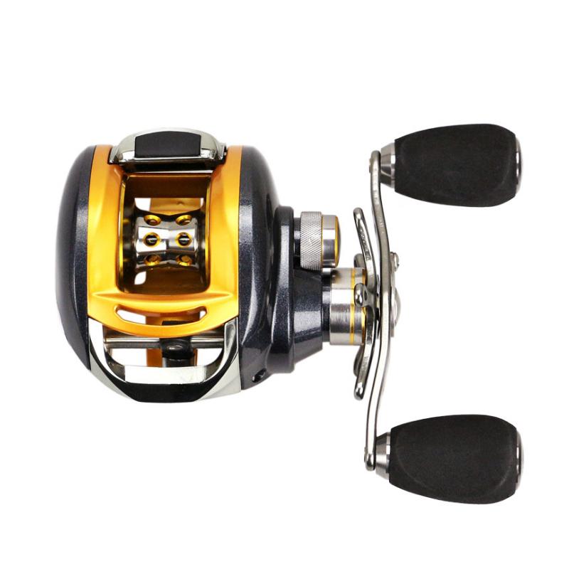 Yumoshi 12+1BB RUOTA pesca con mulinello filo mettuttiico tazza velocità rapporto 6.2  1 (AOC ri G8J7