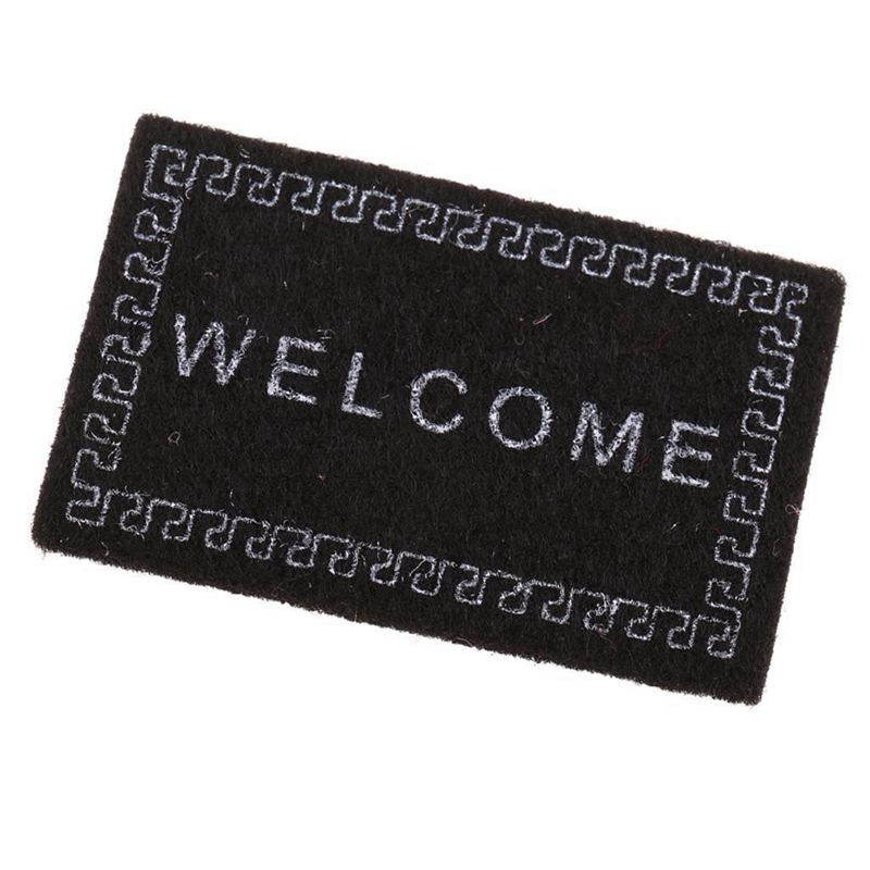 5X-Doll-House-Miniature-carpet-WELCOME-Mat-Dollhouse-Accessories-Home-amp-LivinF4U1 thumbnail 5