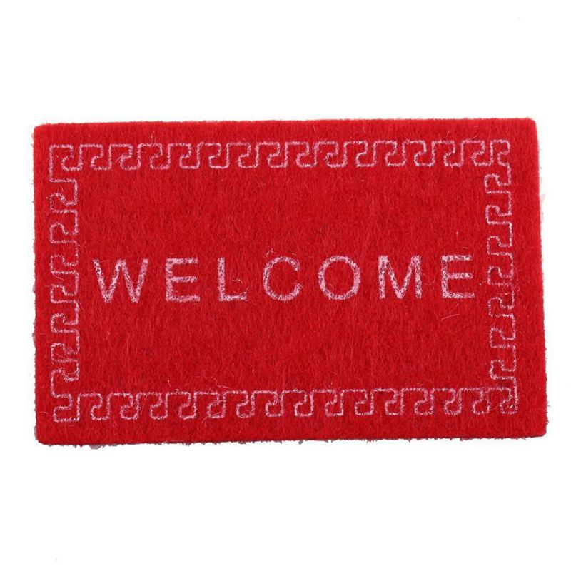 Doll-House-Miniature-carpet-WELCOME-Mat-Dollhouse-Accessories-Home-amp-Living-L1N5 thumbnail 25