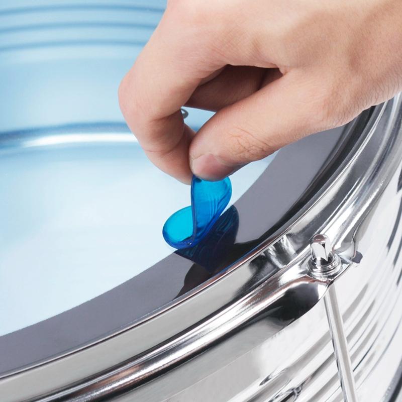 6-teile-satz-Snare-Drum-Mute-Pad-Trommel-Daempfer-Gel-Pads-Snare-Tom-Trom-F5Q3 Indexbild 21