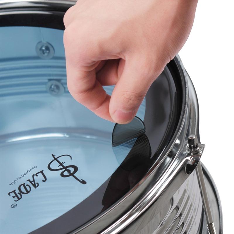 6-teile-satz-Snare-Drum-Mute-Pad-Trommel-Daempfer-Gel-Pads-Snare-Tom-Trom-F5Q3 Indexbild 31
