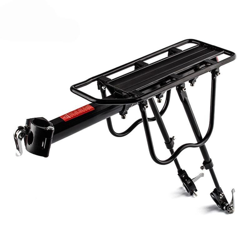 5x promend 150kg CAPACITA lega di alluminio fahrradstaender Bicicletta Bagagli t2z2