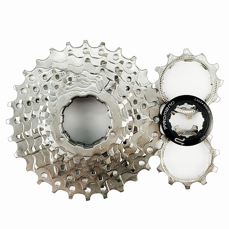 10X(PROMEND Professional 10-Speed 11-28T Road Bicycle Freewheel 10 Speed 2 C9O7)